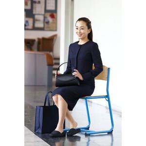 濃紺スーツ