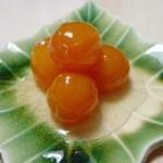 金柑の甘露煮の作り方~圧力鍋で楽チン!風邪予防に最適