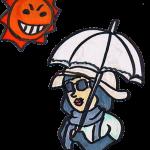 紫外線対策にUVカット帽子~日焼け防止効果が高いのはコレ!