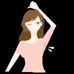 脇汗を止める方法~効果があるのは?