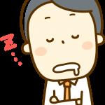 昼食後に眠くなるのは異常なのかも…眠気の原因と対策