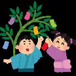 七夕飾りは折り紙で手軽に♪子供と一緒にできる簡単な作り方