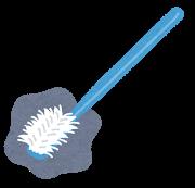 使い古し歯ブラシ