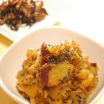 さつまいもの人気おかずレシピ~簡単サラダ・煮物・炒め物♪