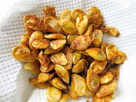 カボチャの種レシピ